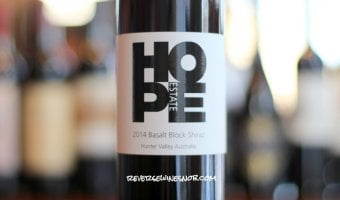 Hope Estate Basalt Block Shiraz – Archetypal Australian Shiraz