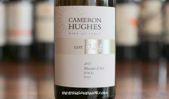 Cameron Hughes Moscato d'Asti Lot 624 – Sweet And Snappy