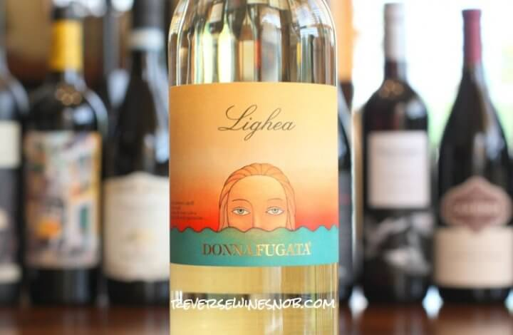 Donnafugata Lighea Zibibbo Sicilia - My Kind Of Moscato!