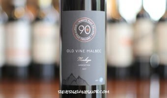 90 Plus Cellars Lot 23 Old Vine Malbec - Magnificent Malbec