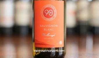 90 Plus Cellars Sauvignon Blanc Lot 2 - Superb