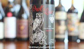Owl's Lair Mendocino County Red Wine - A Hooting Good Time