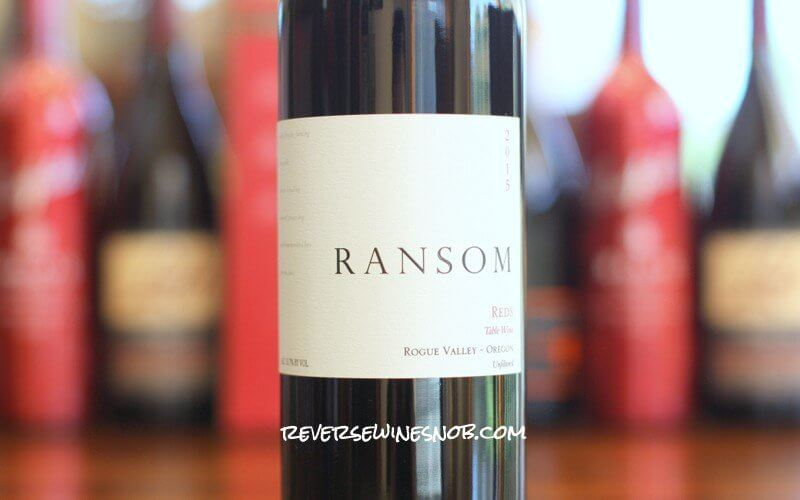 Ransom Reds - Rescuing Your Taste Buds From Boring Red Blends