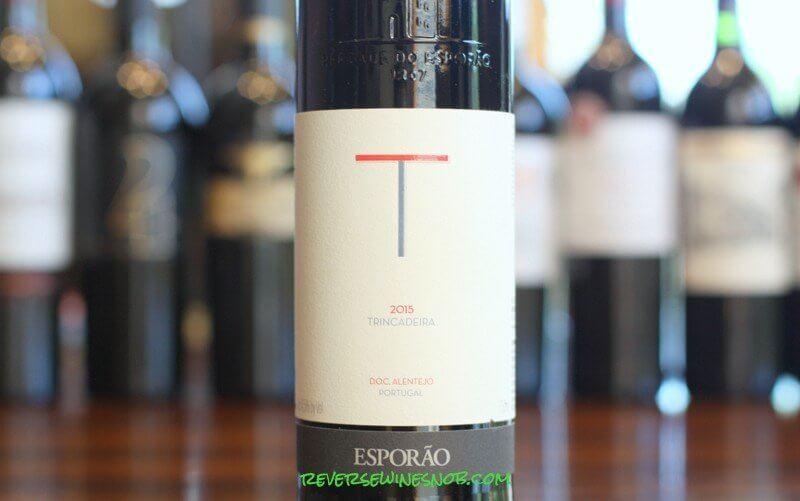 Esporao Trincadeira - A Delicious Investigation