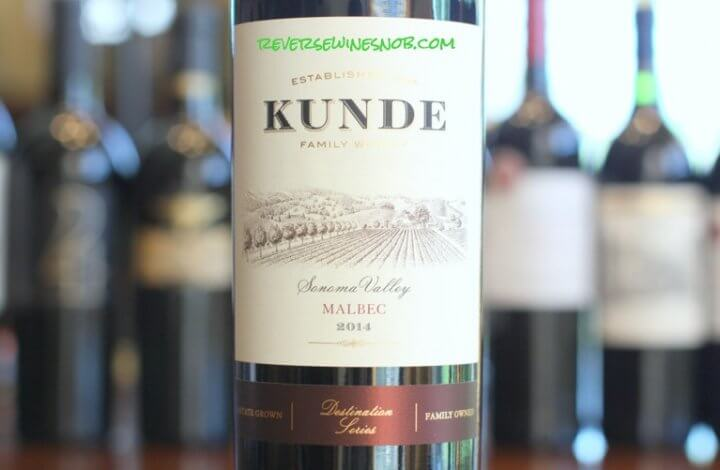 Kunde Malbec - A Smooth and Savory Splurge