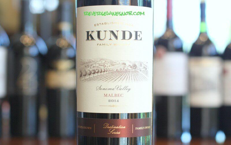 Kunde Malbec - A Smooth and Savory Splurge