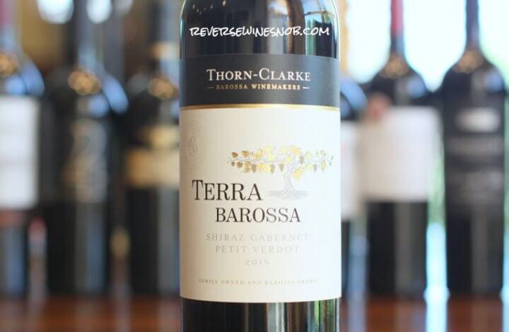 Terra Barossa Shiraz-Cabernet-Petit Verdot - Bursting With Flavor