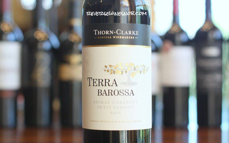 Terra Barossa Shiraz-Cabernet-Petit Verdot - Bursting With Flavor