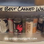 The Best Canned Wines