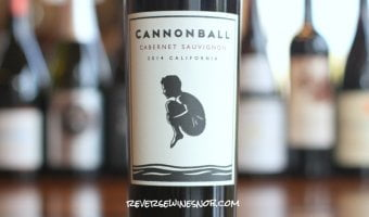 Cannonball Cabernet Sauvignon – A Juicy Good Time