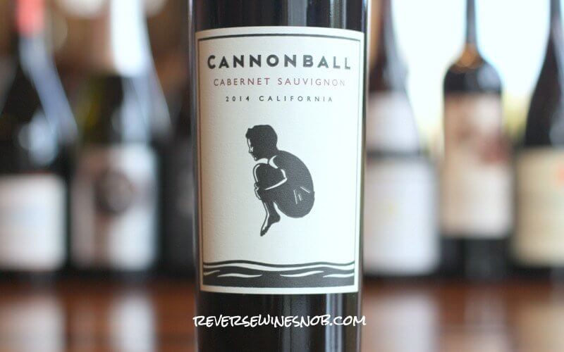 Cannonball Cabernet Sauvignon - A Juicy Good Time
