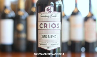 Crios Red Blend - The Real Deal