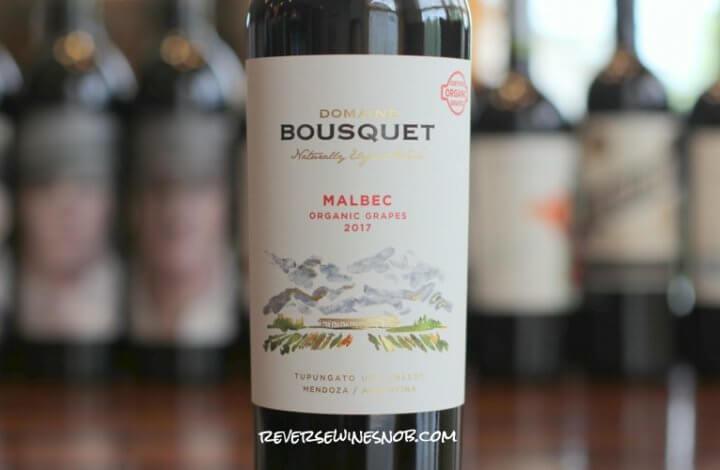 Domaine Bousquet Malbec - Just Plain Good