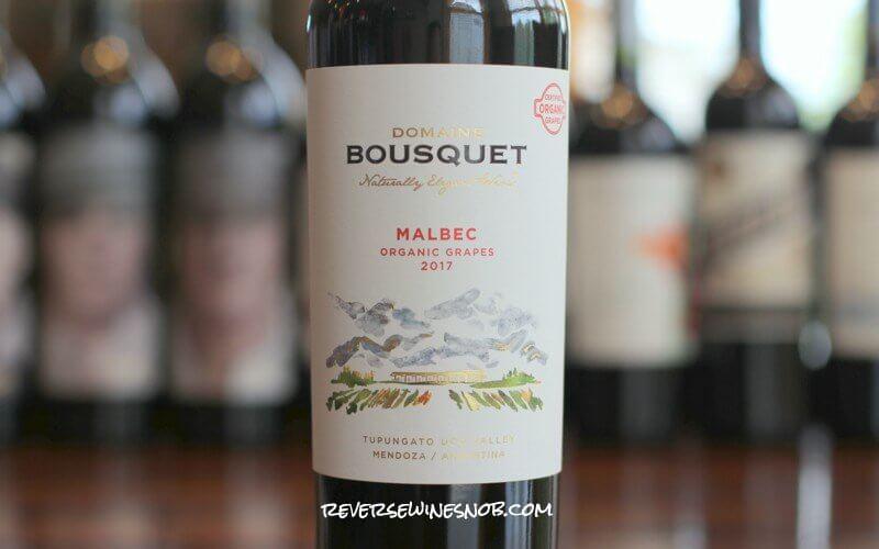 Domaine Bousquet Malbec - Just Plain Good