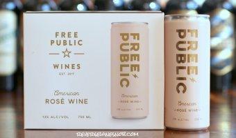 Free Public Rosé Wine - Uncannily Good