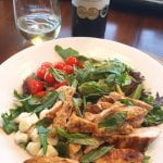 Silkbush Viognier Plus Lime Chicken with Avocado Caprese Salad – Summer Lovin'