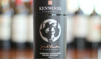 Kenwood Jack London Vineyard Cabernet Sauvignon - The Call of The Cab