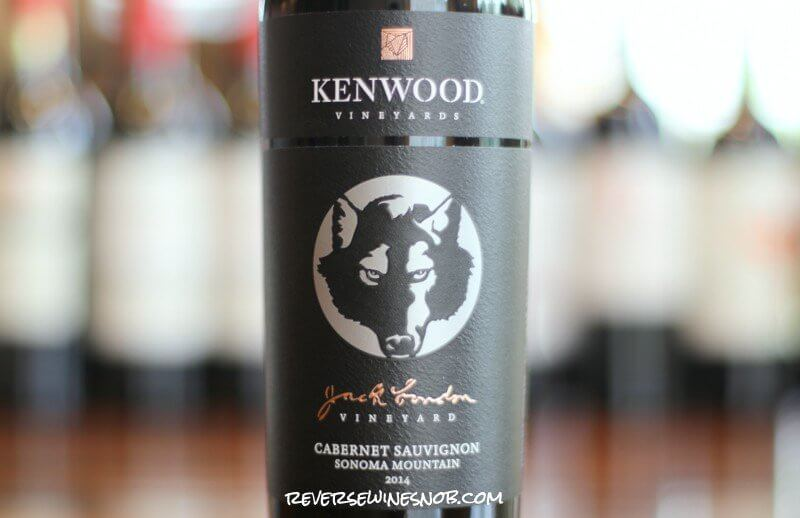 Kenwood Jack London Vineyard Cabernet Sauvignon - The Call of Cab