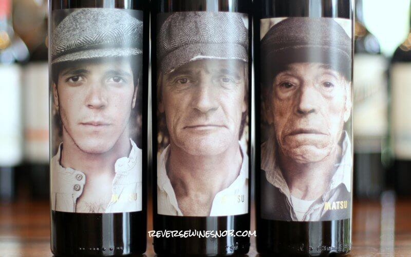 Matsu El Picaro, El Recio and El Viejo - Beautiful Bottles