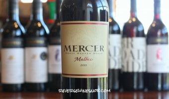 Mercer Horse Heaven Hills Malbec – Lots To Love