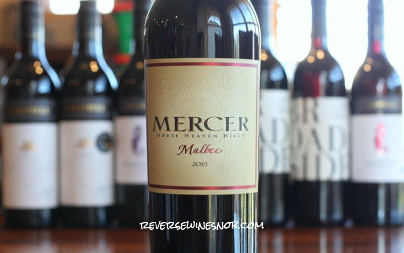 Mercer Horse Heaven Hills Malbec - Lots To Love