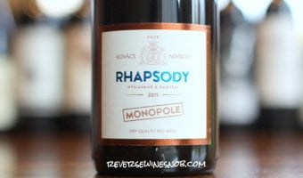 Monopole Rhapsody Bull's Blood - An Impressive Hungarian