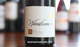 Windrun Sta Rita Hills Pinot Noir - Prime Pinot!