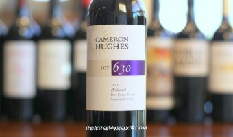 Cameron Hughes Dry Creek Valley Zinfandel Lot 630 - Spice It Up!