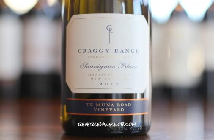 Craggy Range Te Muna Road - Now This Is Sauvignon Blanc!