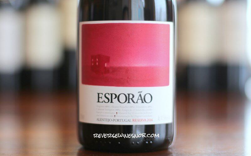 Esporao Reserva Red - A Lovely Blend