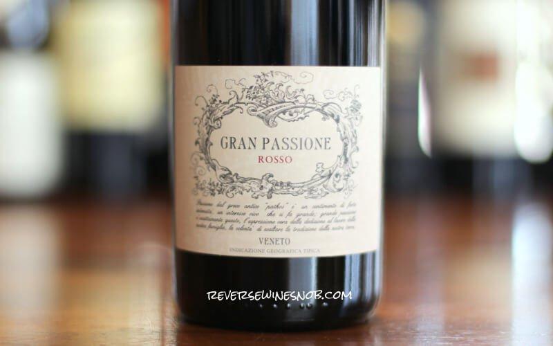 Gran Passione Rosso - Easy To Love
