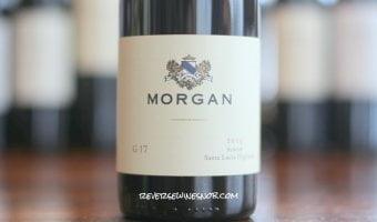 Morgan G17 Syrah - Sumptuous!
