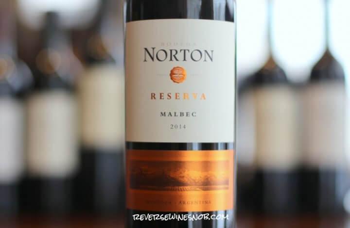 Norton Reserva Malbec - Dependably Satisfying