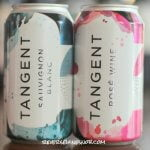 Tangent Sauvignon Blanc and Rosé Canned Wine - Yes You Can...