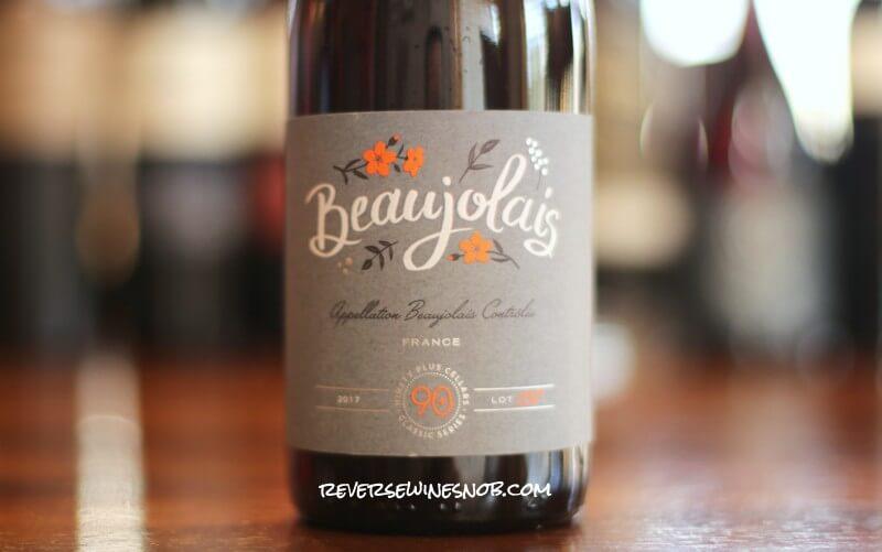 90 Plus Cellars Lot 158 Beaujolais - The Good Stuff