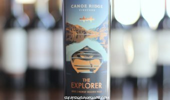 Canoe Ridge The Explorer Red Blend - Quite The Discovery