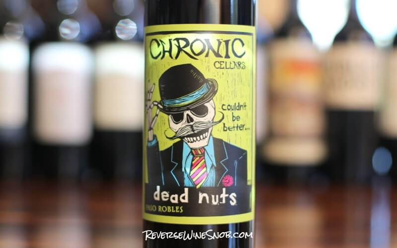 Chronic Cellars Dead Nuts - Good Bones