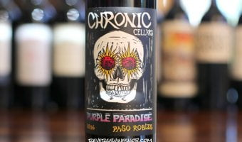 Chronic Cellars Purple Paradise - Mouth Awakening