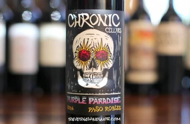 Chronic Cellars Purple Paradise - Mouth Awakening