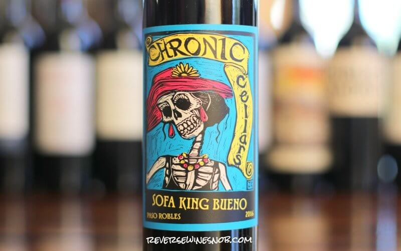 Chronic Cellars Sofa King Bueno - Just Right