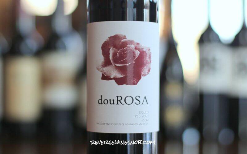 douRosa Douro Red Wine - The Douro Delivers Again