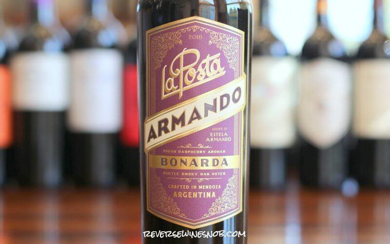 La Posta Armando Bonarda - A Bonanza From Mendoza