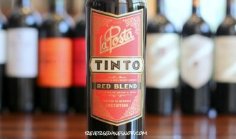 La Posta Tinto Red Blend - Tart and Tasty
