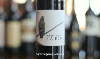 Quinta De La Rosa Douro Red - Perfection From Portugal (And It's Not Port)