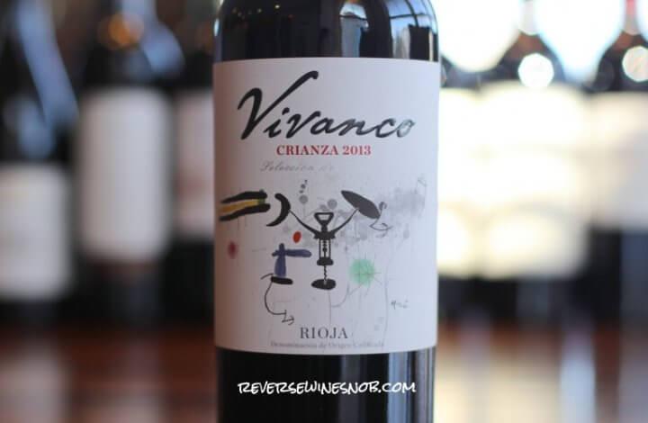 Vivanco Rioja Crianza - Well-Rounded