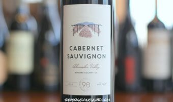 90 Plus Cellars Lot 148 Cabernet Sauvignon - A Jolly Good Time