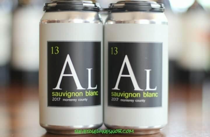 AL Sauvignon Blanc - Elementally Good