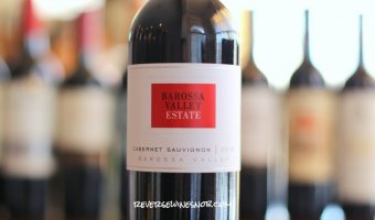 Barossa Valley Estate Cabernet Sauvignon - Deeply Drinkable