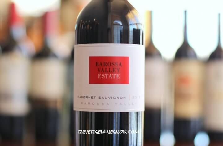 Barossa Valley Estate Cabernet Sauvignon - Deeply Drinkable