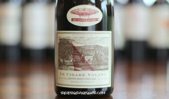 Bonny Doon Vineyard Le Cigare Volant - Sophisticated and Scrumptious
